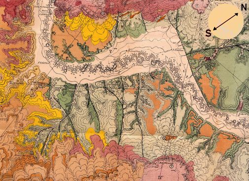 Γεωλογικές Χαρτογραφήσεις και Τεκτονική Ανάλυση