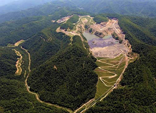 Περιβαλλοντική Μεταλλευτική και Λατομική Τεχνολογία
